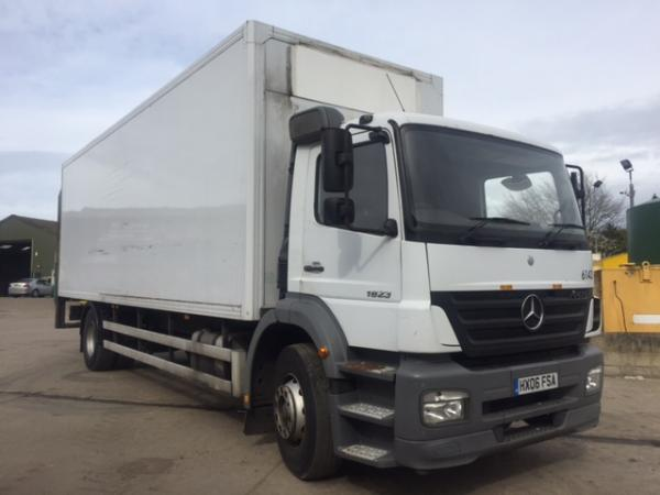 MERCEDES BENZ AXOR 1823  Choice of  2